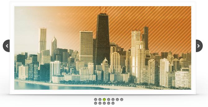 jQuery image gallery slideshow, SlideJS