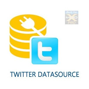 Twitter data source by Moore Creative